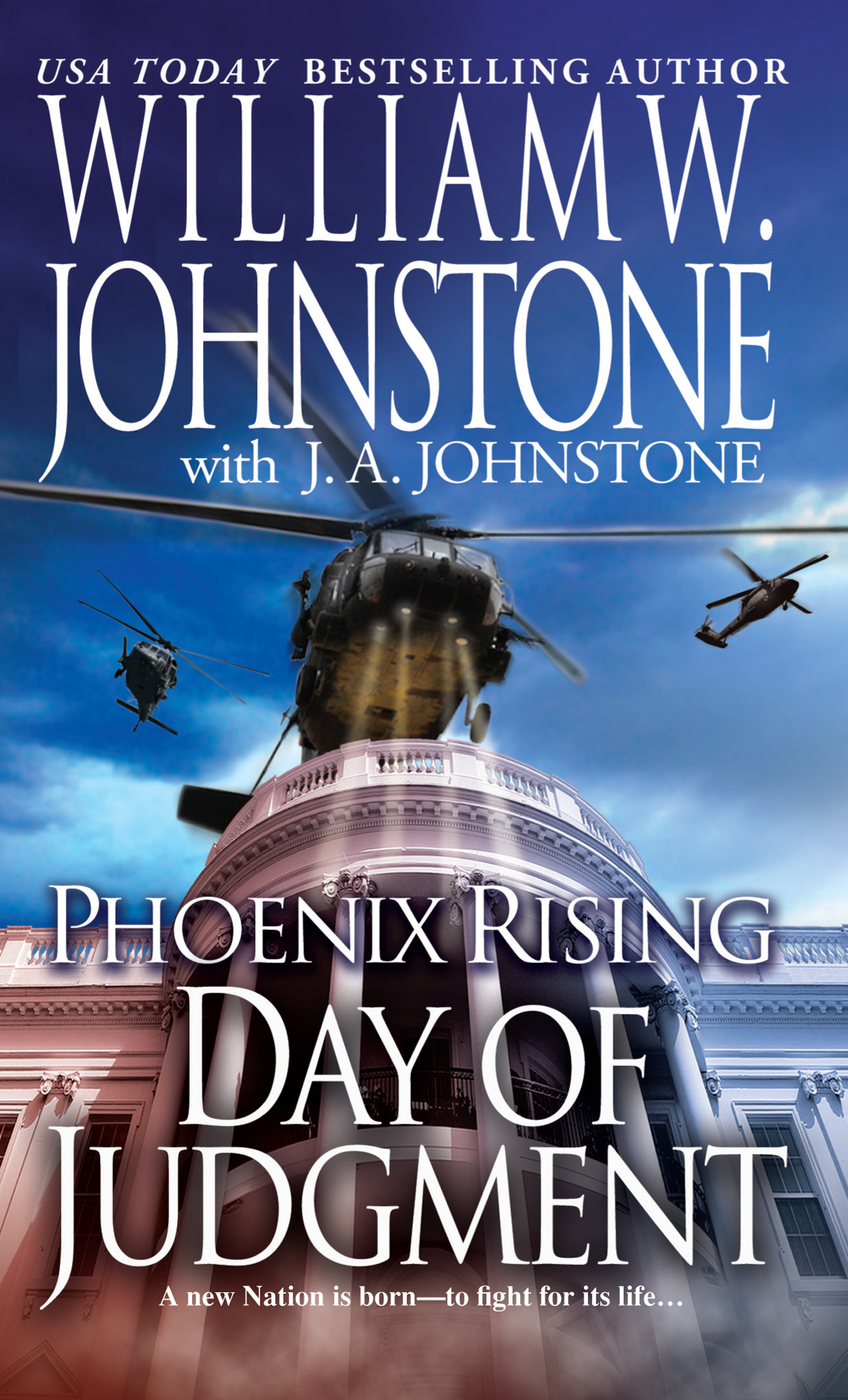 Phoenix Rising: Day of Judgment