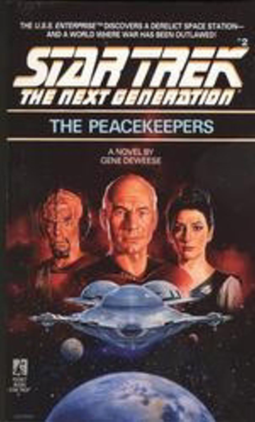 The Peacekeepers By: Gene DeWeese