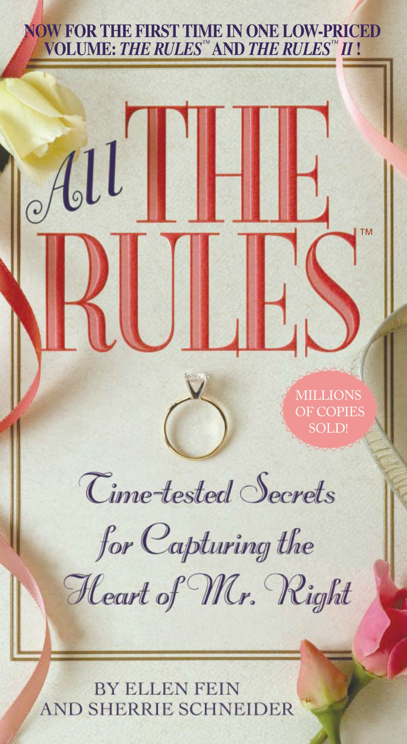 All the Rules By: Ellen Fein,Sherrie Schneider