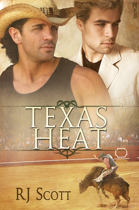 Texas Heat (The Heart of Texas #3)
