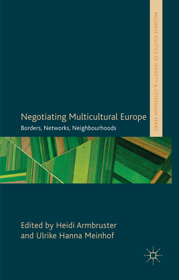 Negotiating Multicultural Europe