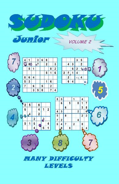 Sudoku Junior, Volume 2 By: YobiTech Consulting