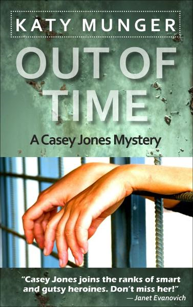 Out of Time By: Katy Munger