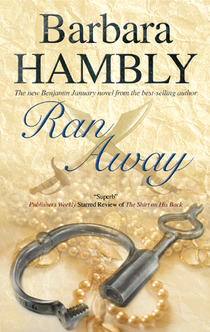 Ran Away By: Barbara Hambly