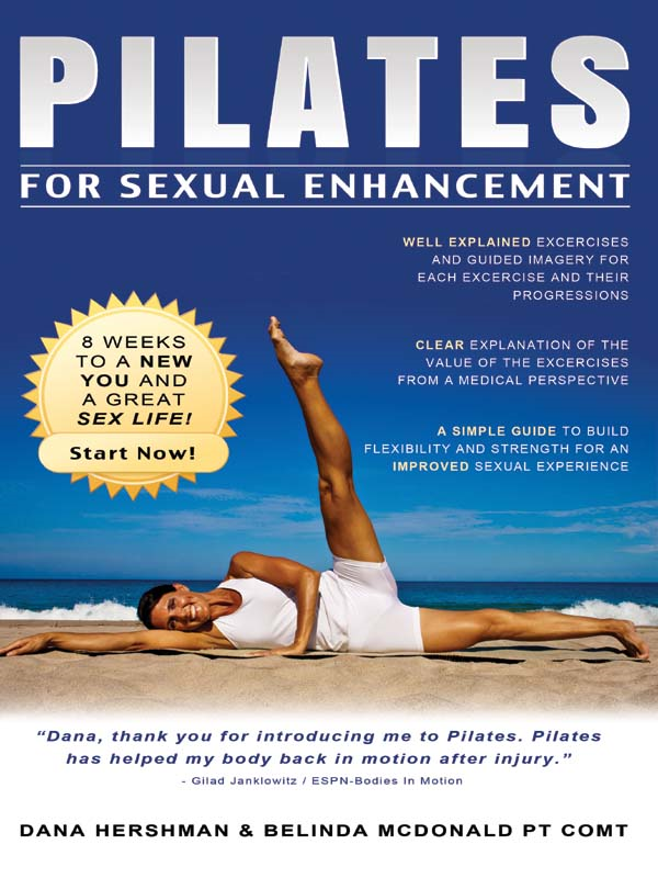 Pilates for Sexual Enhancement