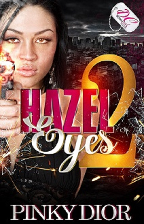 Hazel Eyes 2 (DC Bookdiva Publications)