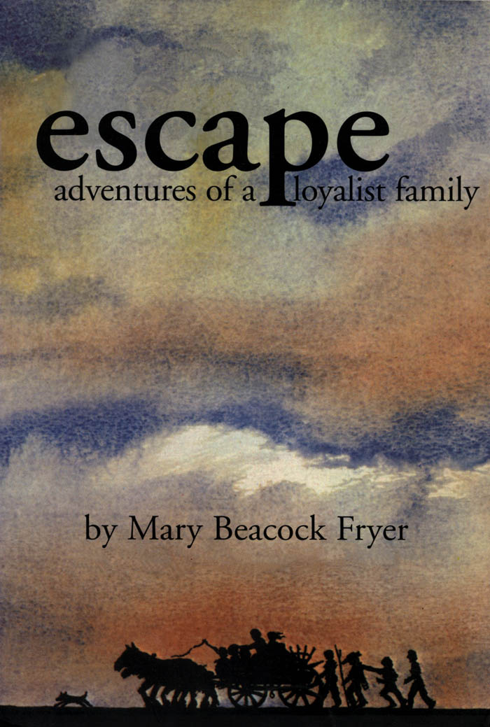 Escape By: Mary Beacock Fryer