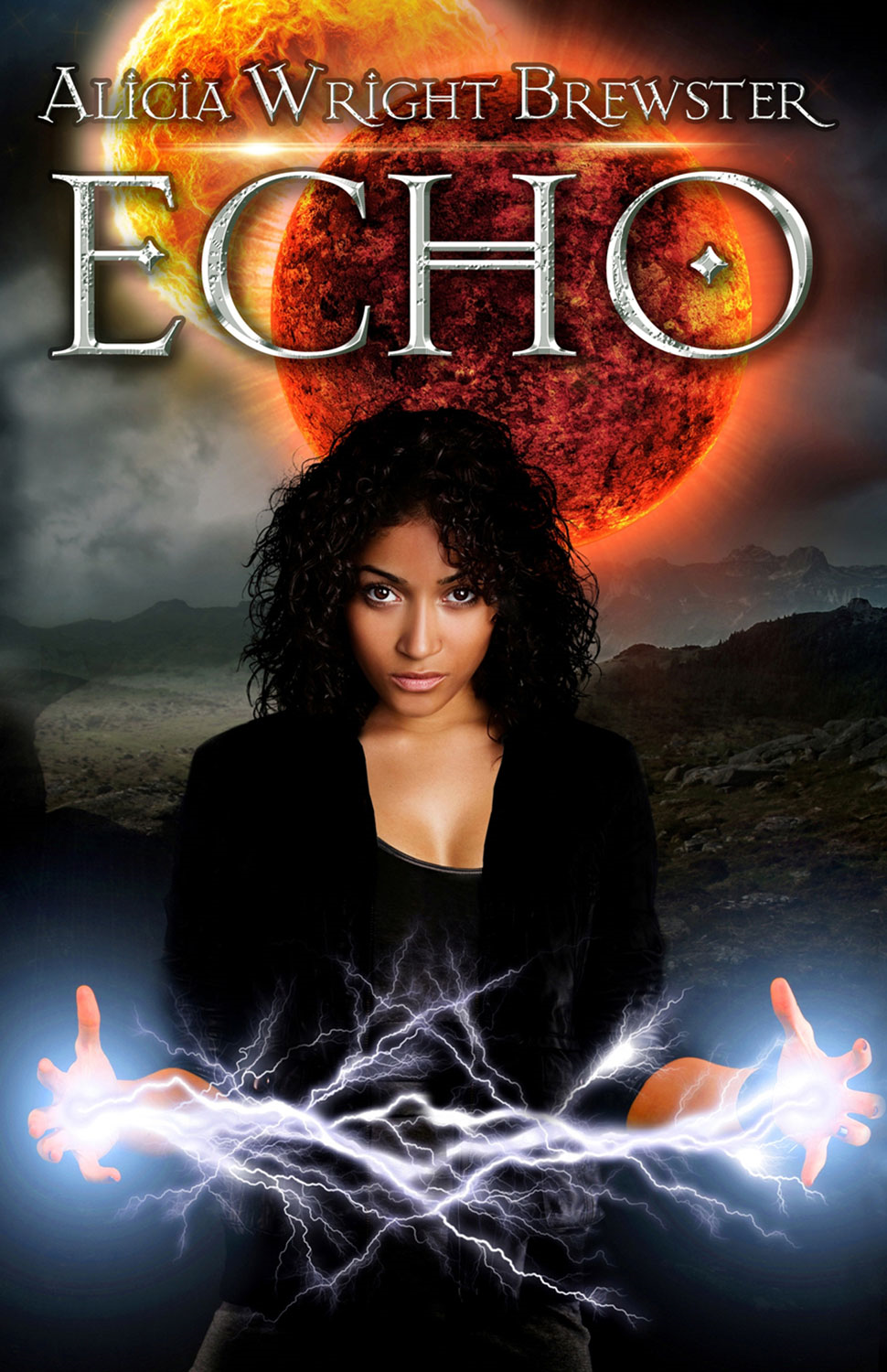 Echo By: Alicia Wright Brewster
