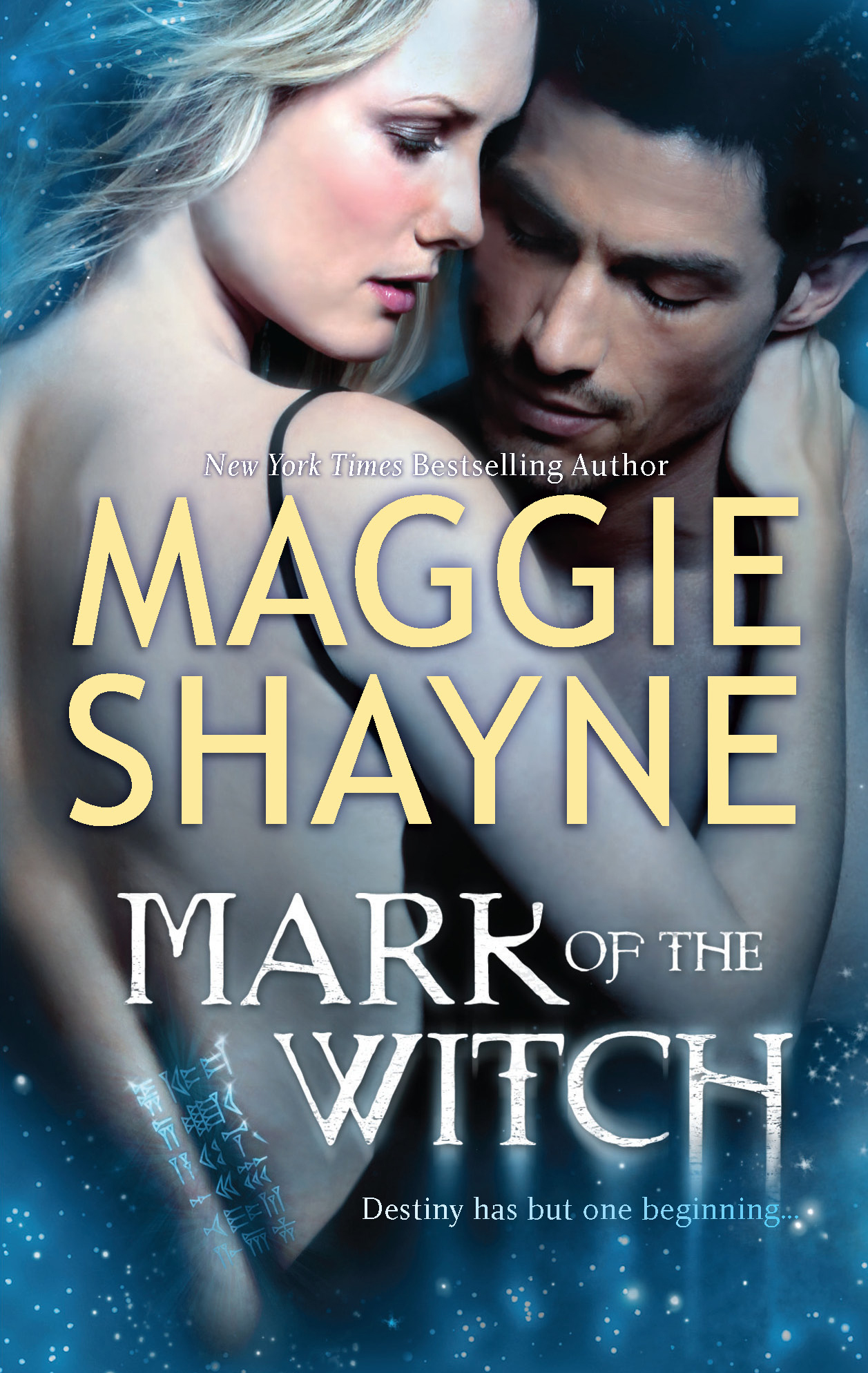 Mark of the Witch By: Maggie Shayne