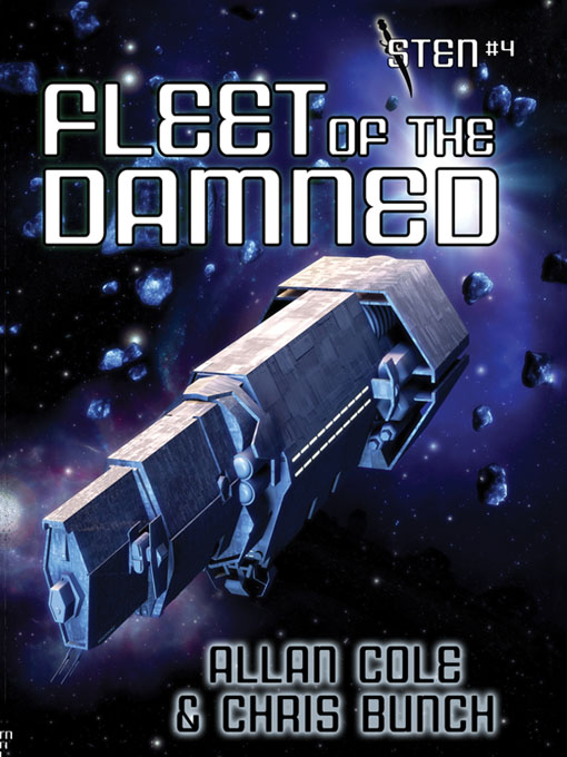 Fleet of the Damned (Sten #4)