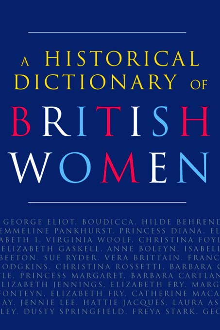 Historical Dictionary of British Women