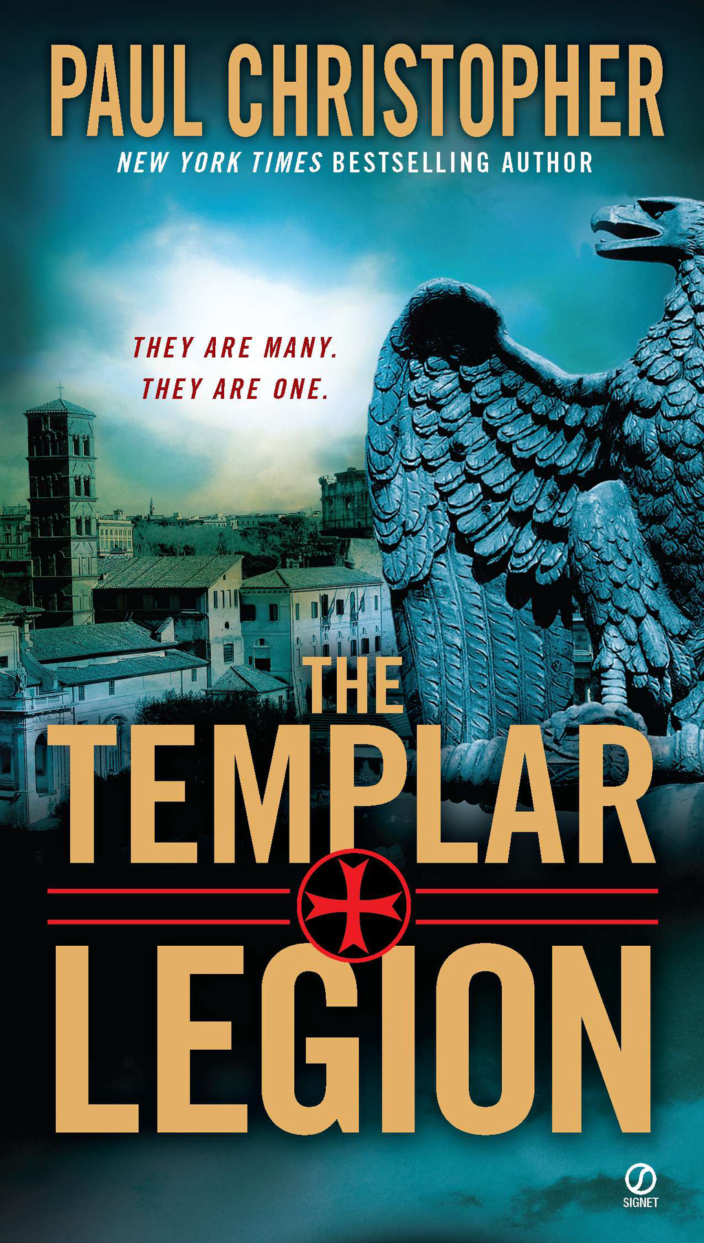 The Templar Legion By: Paul Christopher