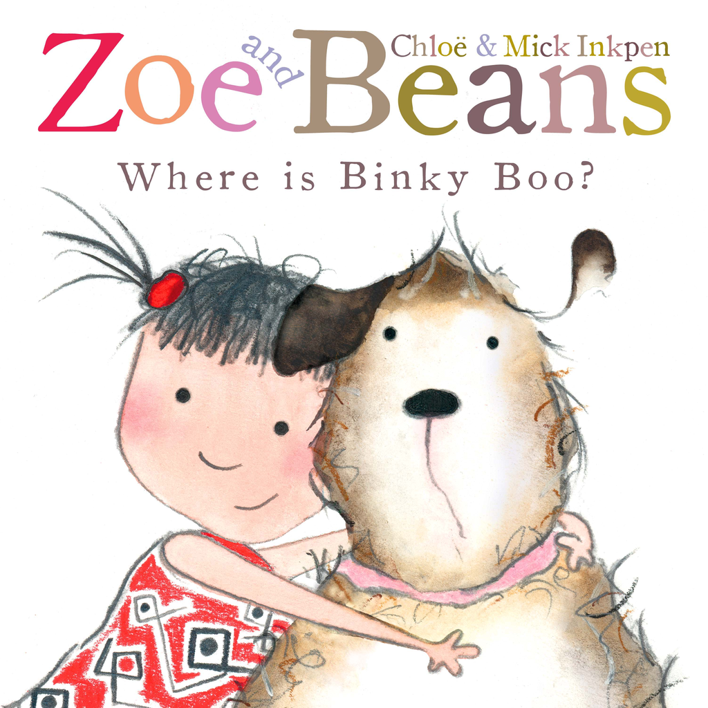 Zoe and Beans: Where is Binky Boo?