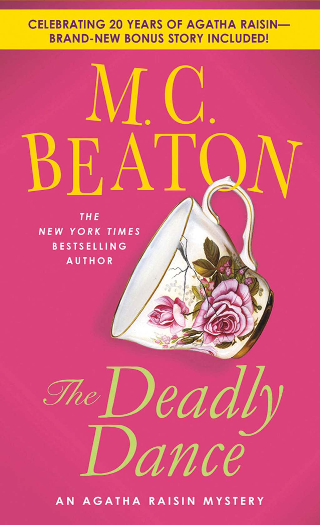 The Deadly Dance By: M. C. Beaton