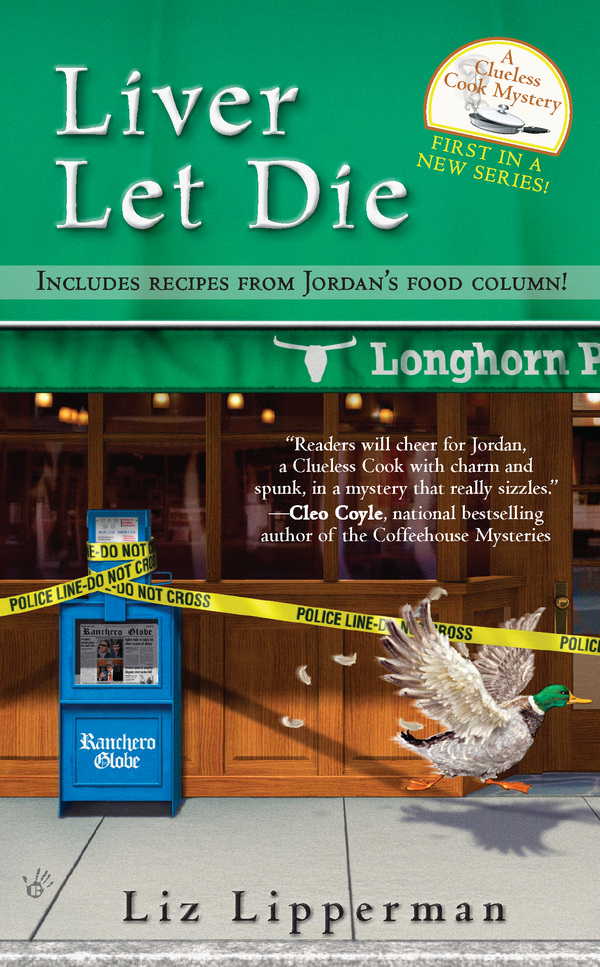 Liver Let Die By: Liz Lipperman