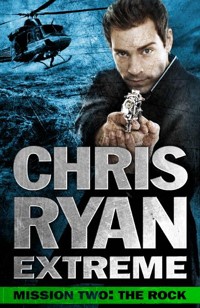 Mission Two: The Rock Chris Ryan Extreme: Series 1