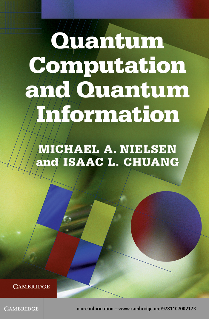 Quantum Computation and Quantum Information 10th Anniversary Edition