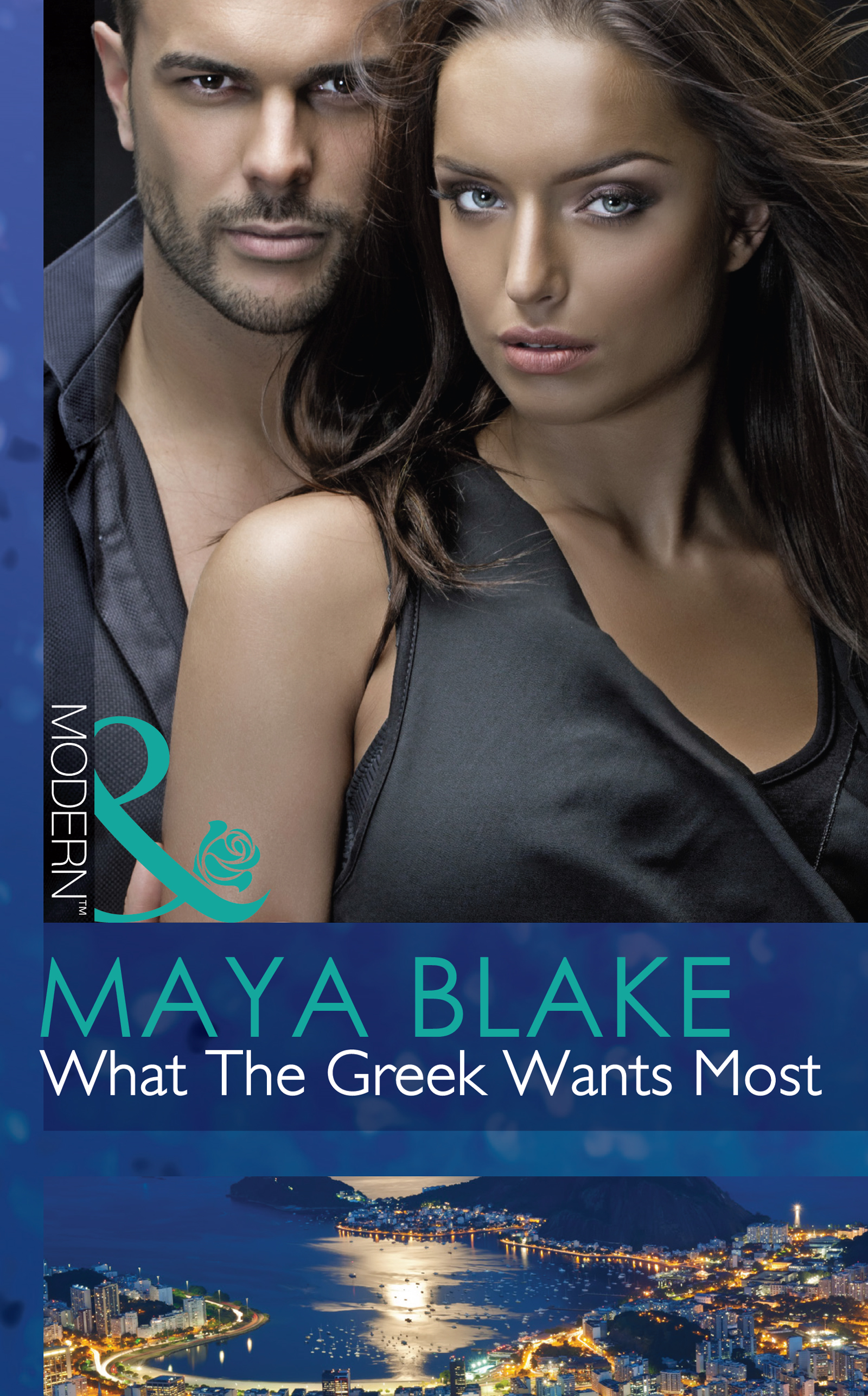 What The Greek Wants Most (Mills & Boon Modern) (The Untameable Greeks - Book 3)