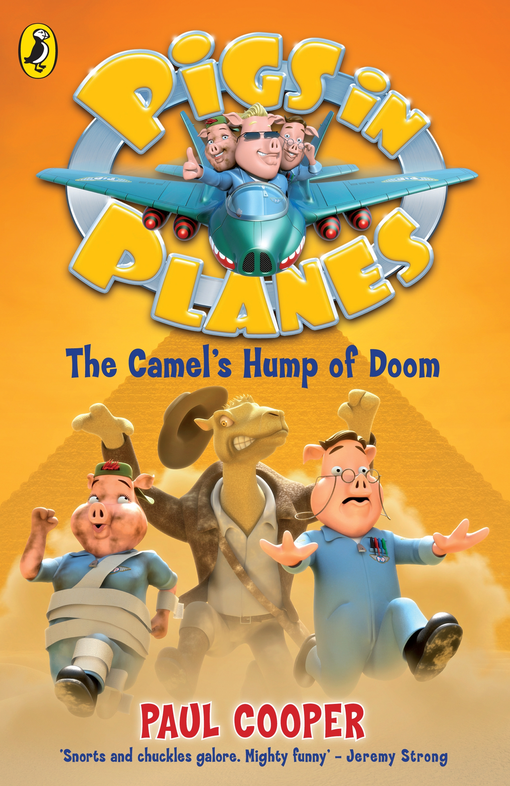 Pigs in Planes: The Camel's Hump of Doom
