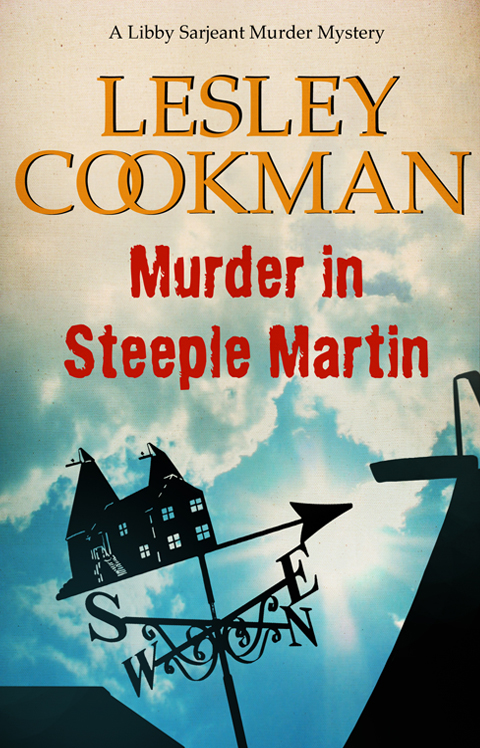 Murder in Steeple Martin By: Lesley Cookman