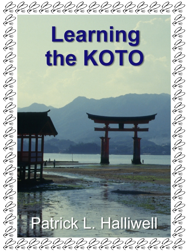 Learning the Koto: traditionally-oriented teaching and learning processes in Japanese koto music