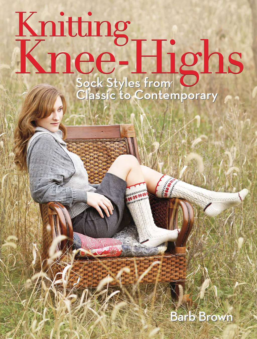 Knitting Knee-Highs Sock Styles from Classic to Contemporary