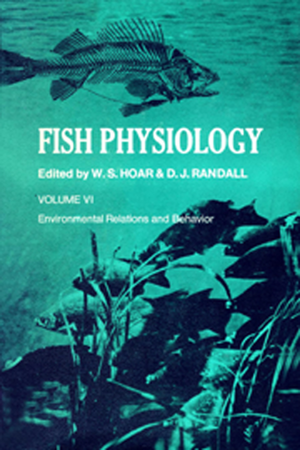 FISH PHYSIOLOGY V6