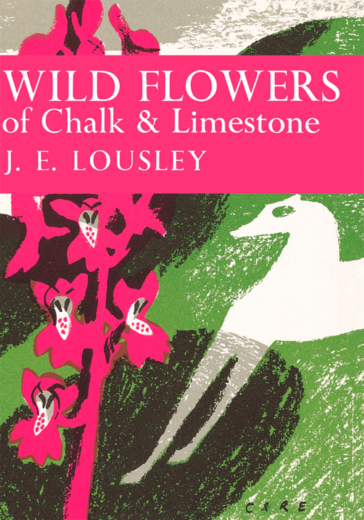 Wild Flowers of Chalk and Limestone (Collins New Naturalist Library,  Book 16)