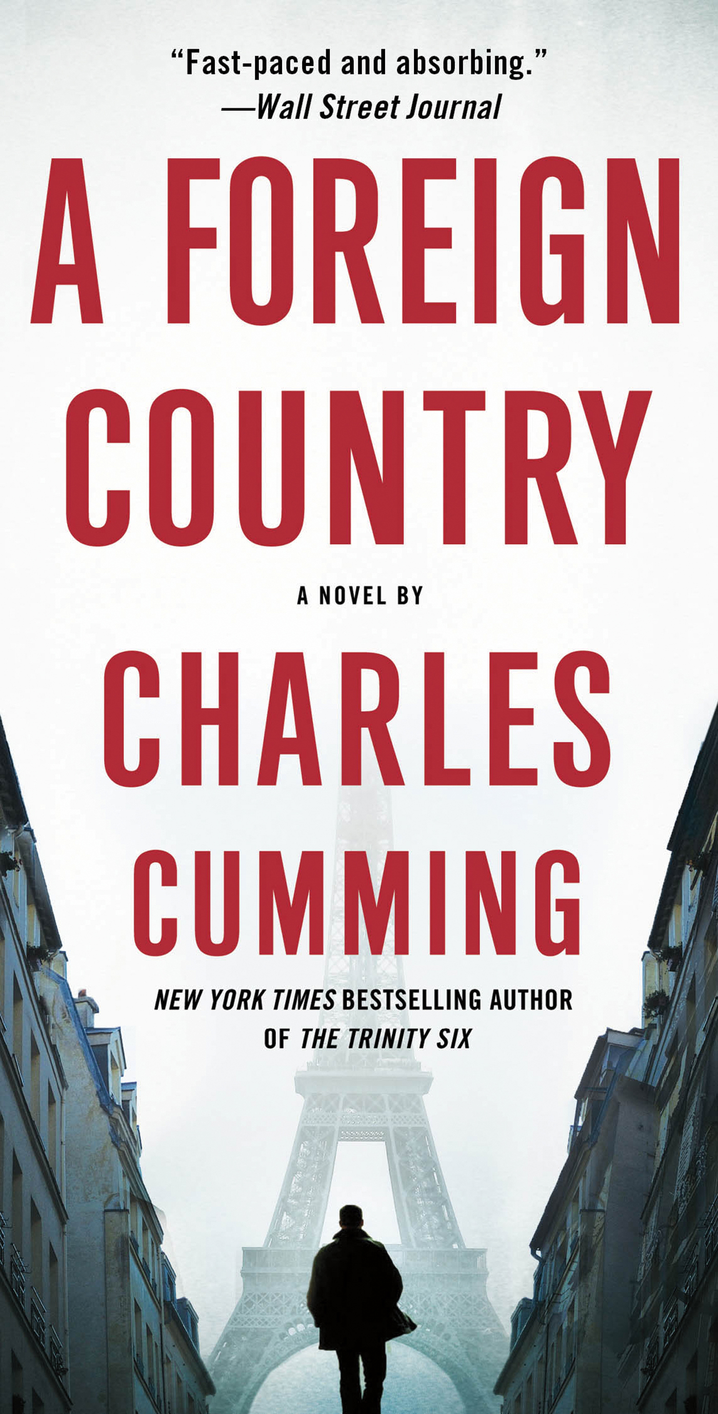 A Foreign Country By: Charles Cumming