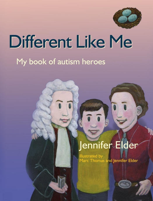 Different Like Me My Book of Autism Heroes