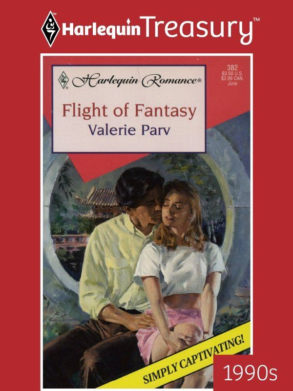 Flight of Fantasy By: Valerie Parv