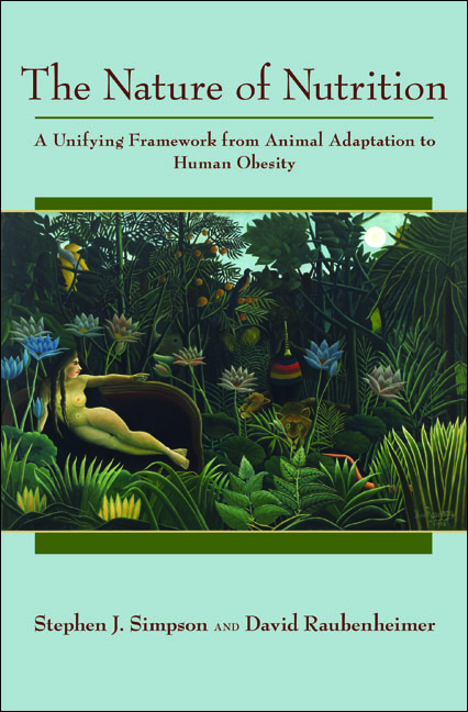 The Nature of Nutrition A Unifying Framework from Animal Adaptation to Human Obesity