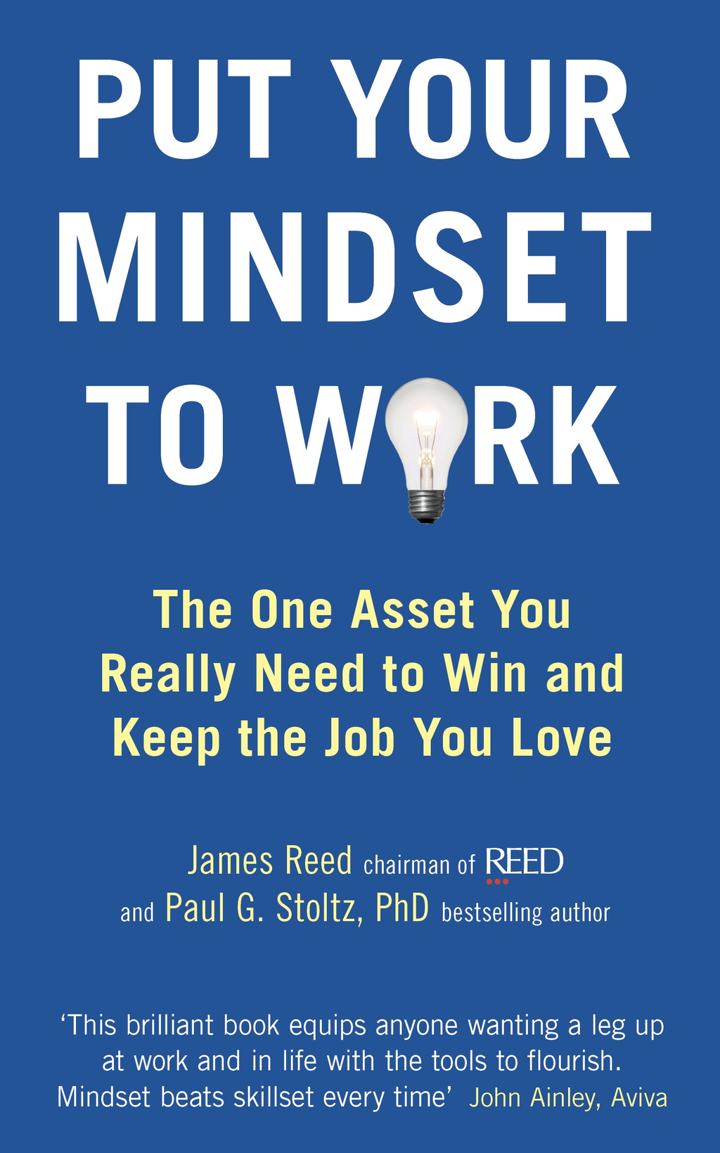 Put Your Mindset to Work The One Asset You Really Need to Win and Keep the Job You Love