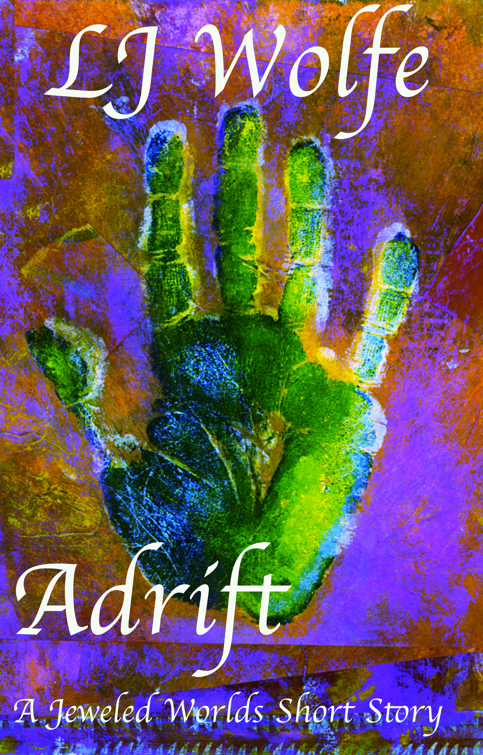 Adrift: A Jeweled Worlds Short Story