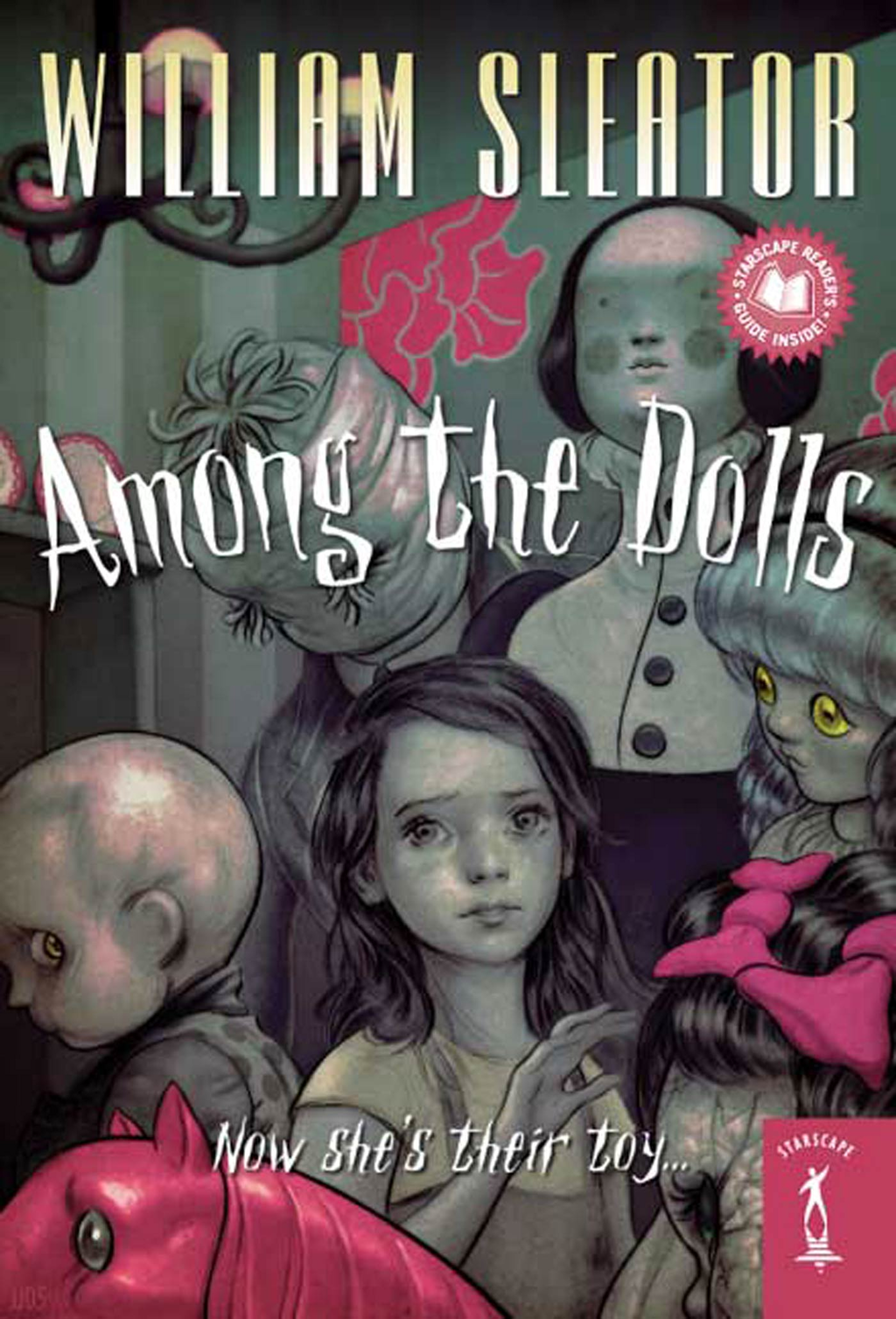 Among the Dolls By: William Sleator