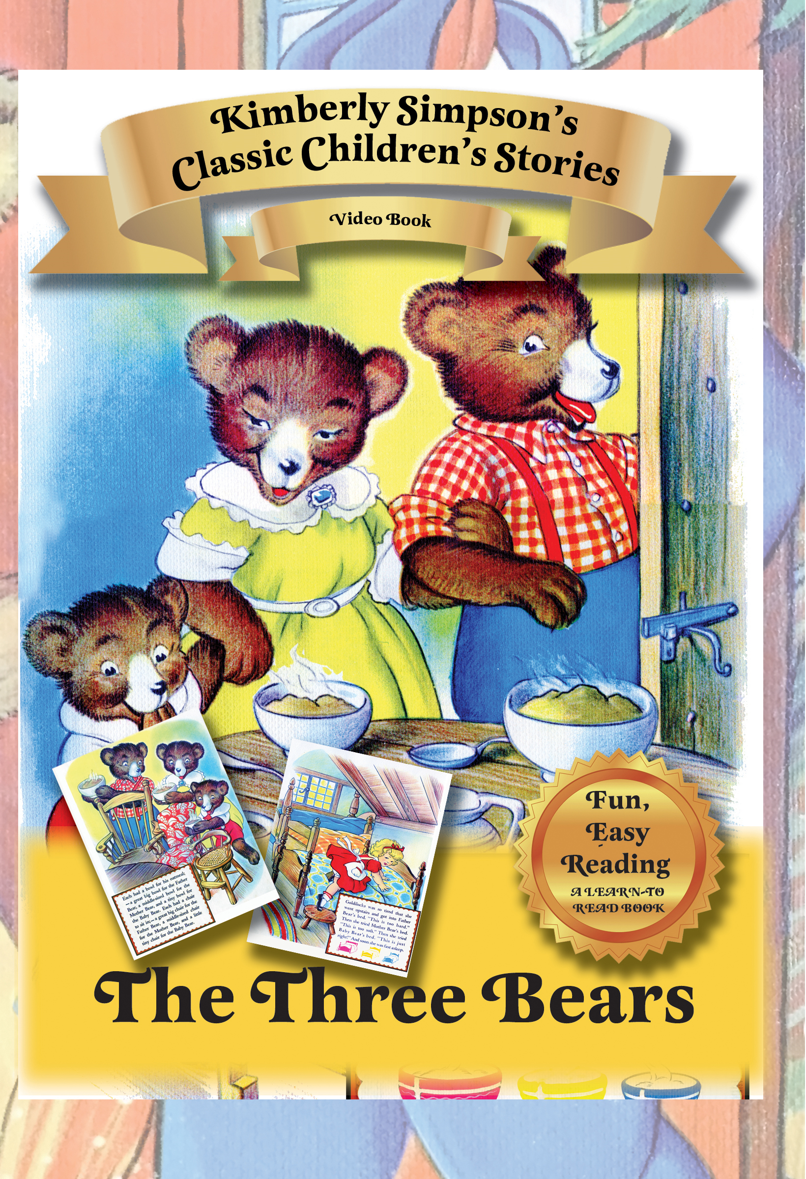 The Three Bears: Classic Children's Stories