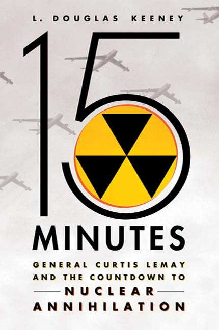 15 Minutes By: L. Douglas Keeney