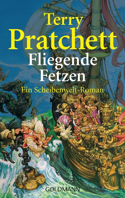 Fliegende Fetzen By: Terry Pratchett