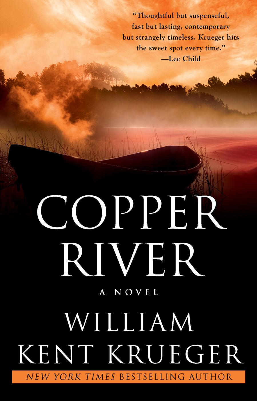Copper River By: William Kent Krueger