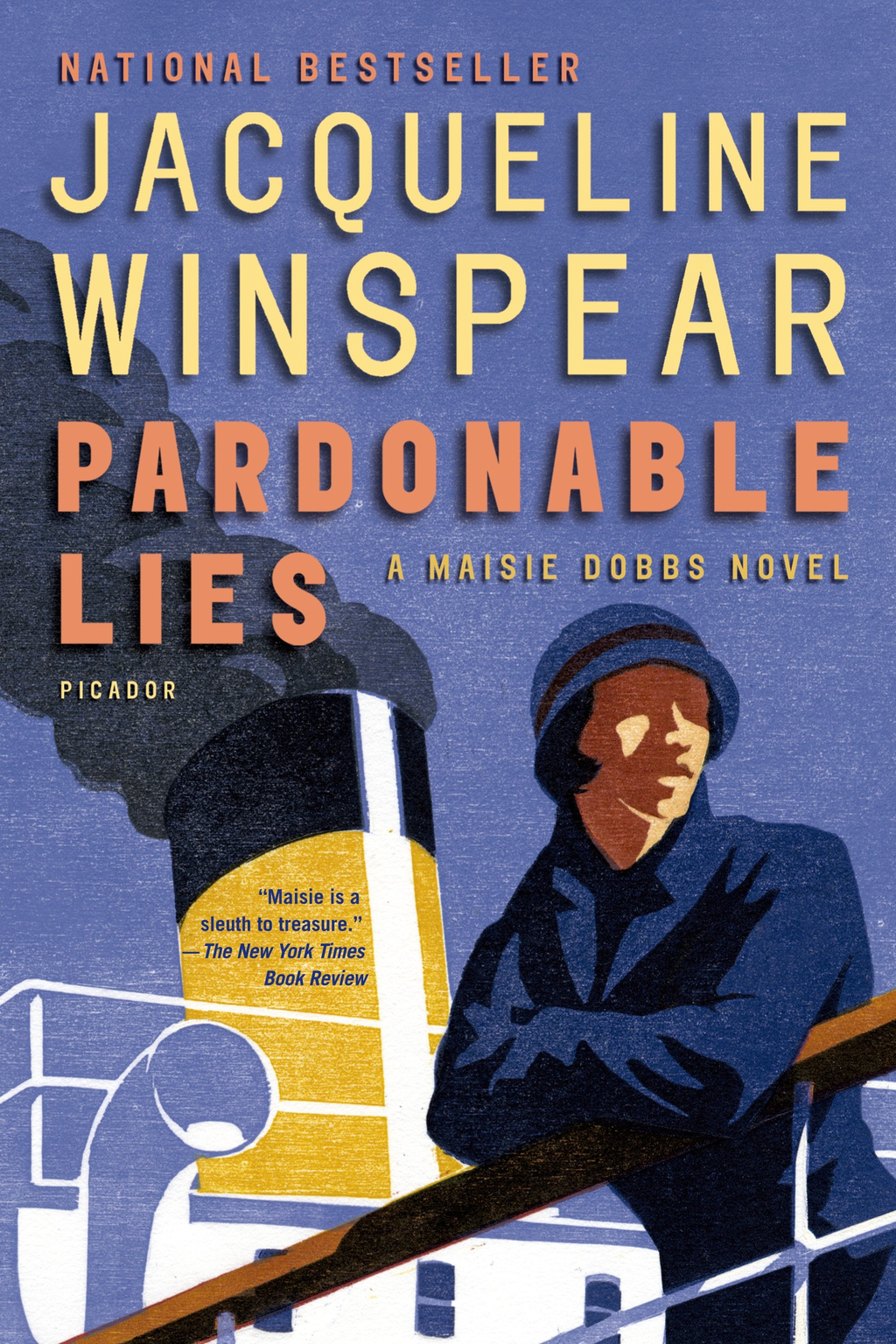 Pardonable Lies By: Jacqueline Winspear