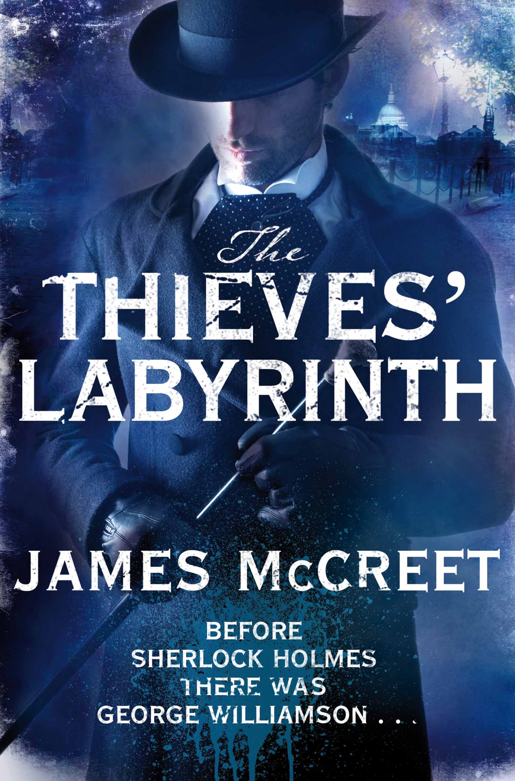 The Thieves' Labyrinth By: James McCreet