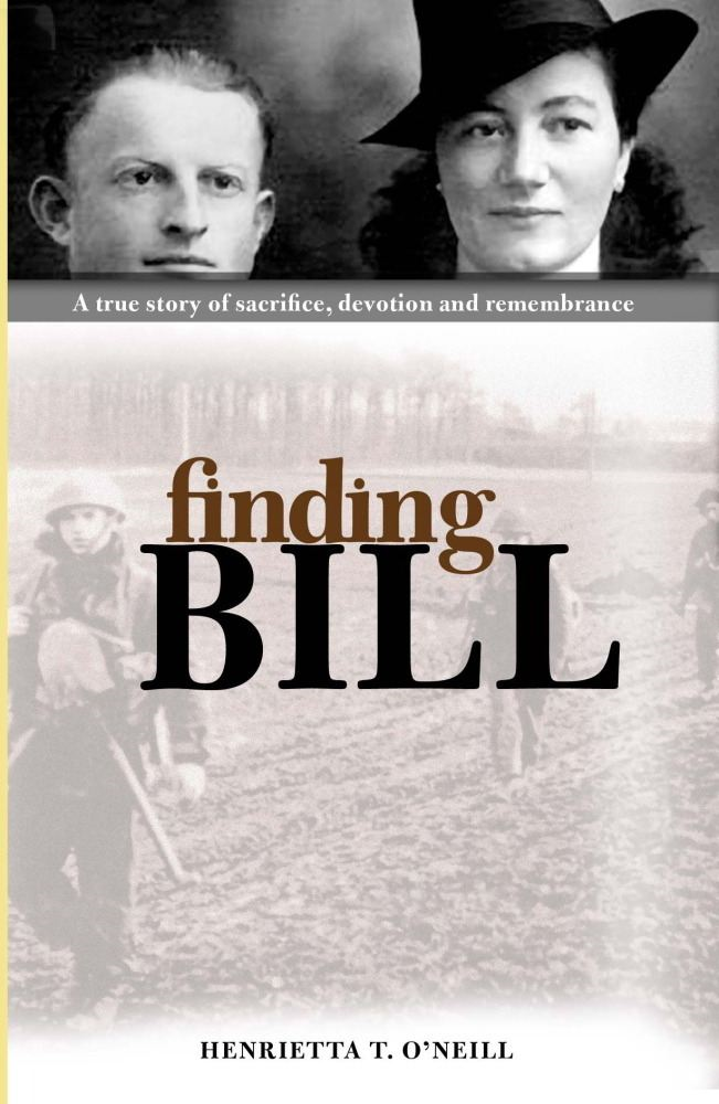 Finding Bill By: Henrietta T. O'Neill