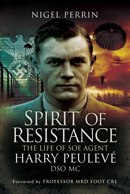 Spirit of Resistance By: Perrin, Nigel