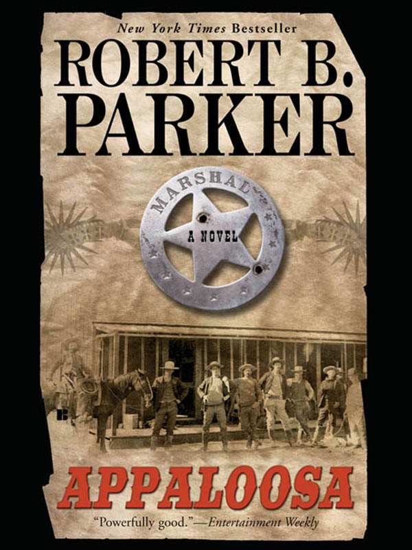 Appaloosa By: Robert B. Parker