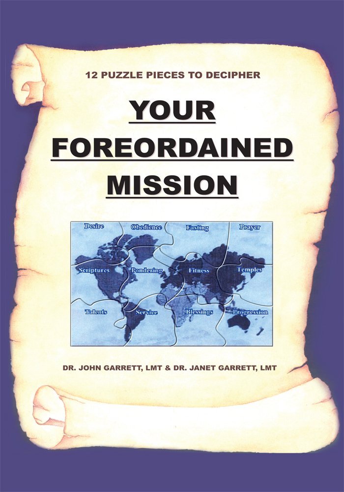 Your Foreordained Mission