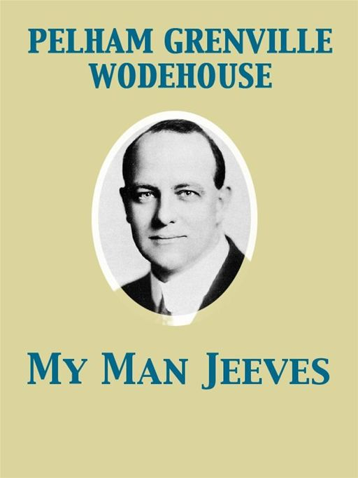 Cover Image: My Man Jeeves
