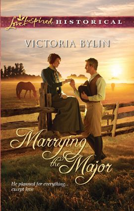 Marrying the Major By: Victoria Bylin