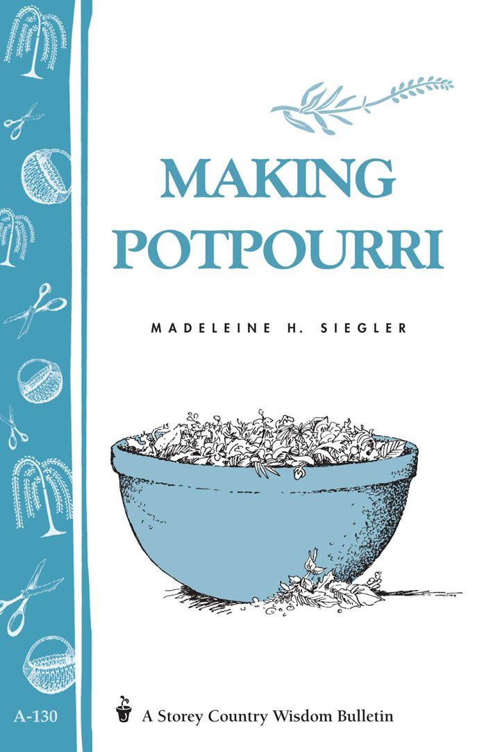 Making Potpourri