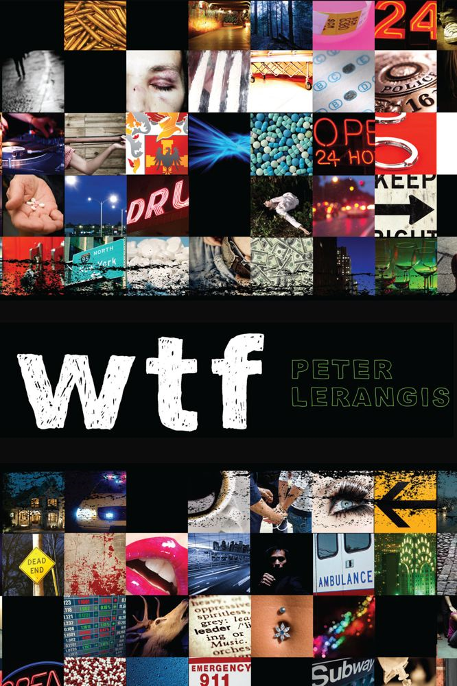 wtf By: Peter Lerangis