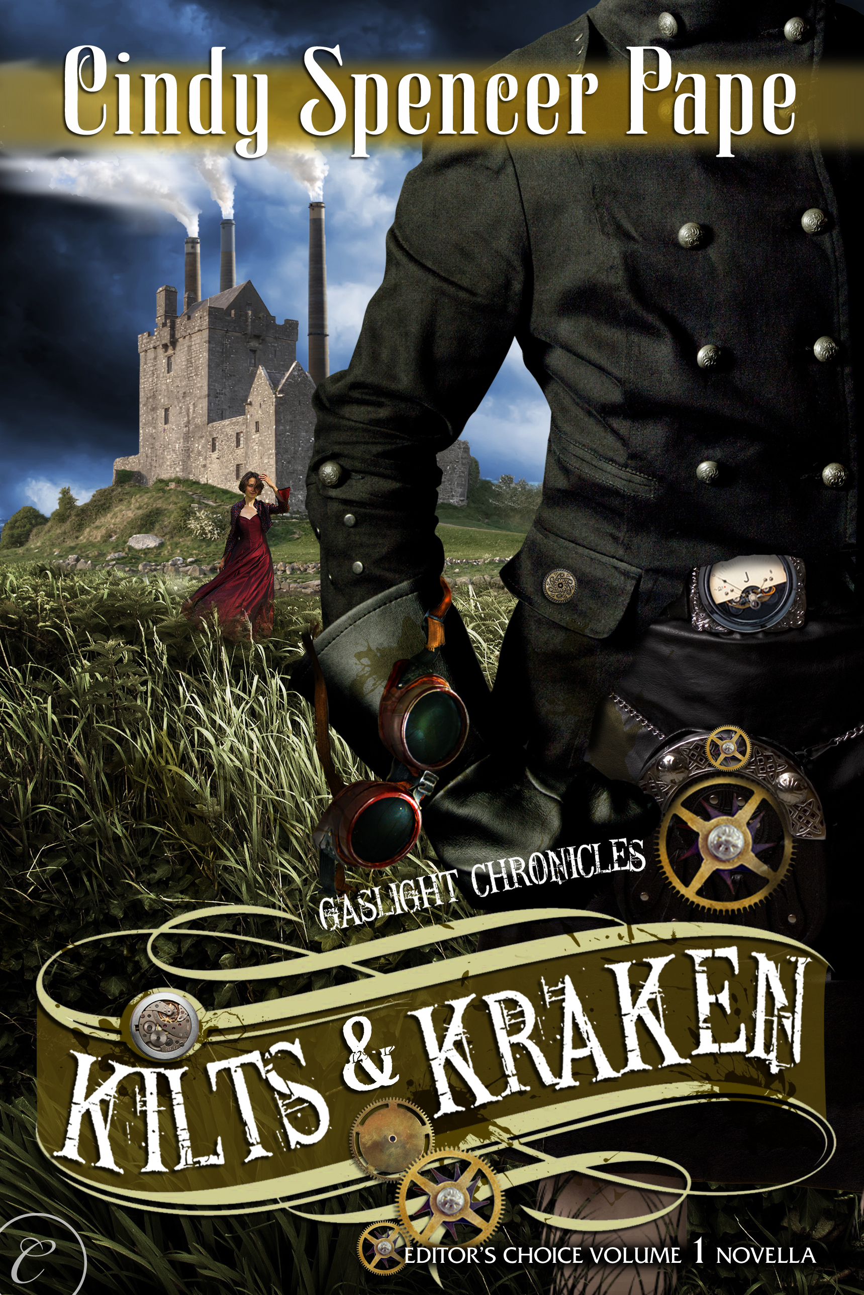 Kilts & Kraken By: Cindy Spencer Pape